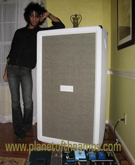 audio series ex cabinet amp pro land eden ohm bass