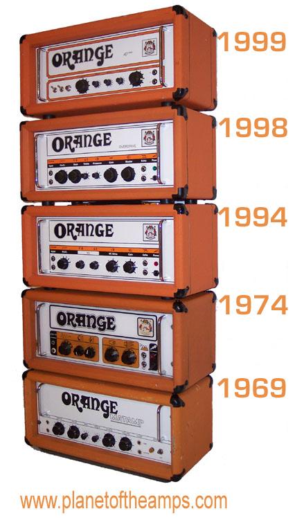 The Orange Amp Field Guide